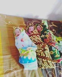 Bayi kembar 3 di Medan yang ibunya meninggal