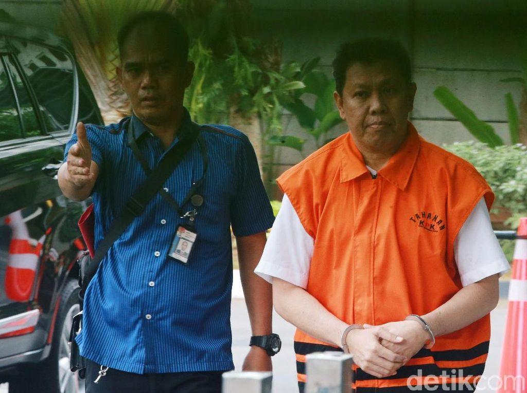 Tangan Diborgol, Eks Dirut PTPN III Kembali Diperiksa KPK