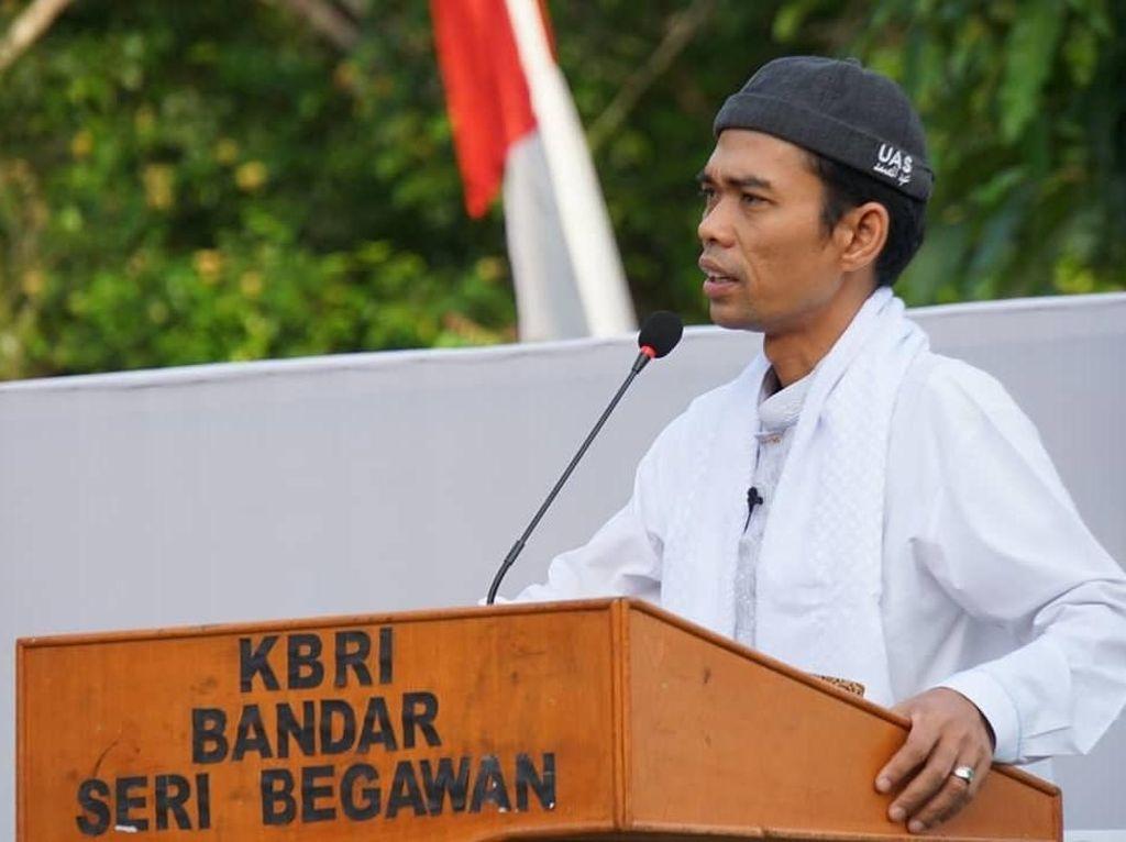 Sikap UAS soal Kerisauan Kenapa Masjid Ditutup tapi Mal Tidak Imbas Corona