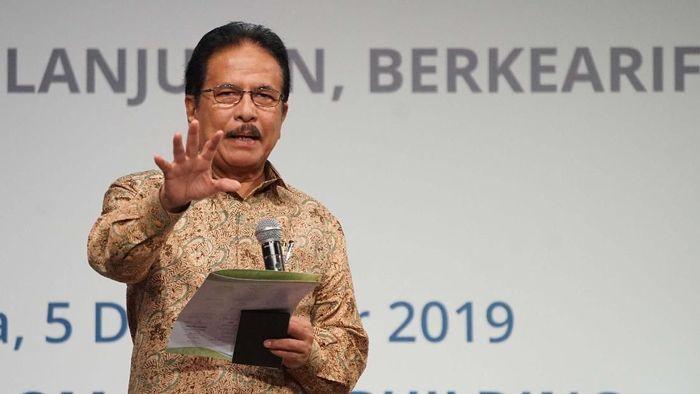 Menteri ATR/BPN Sofyan Djalil (Foto: Istimewa)