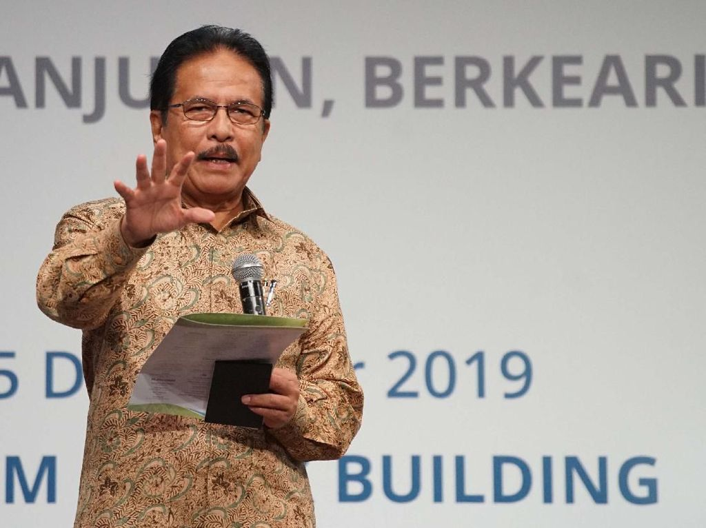 Sofyan Djalil Mau Sulap Tanah Rampasan KPK Jadi Taman