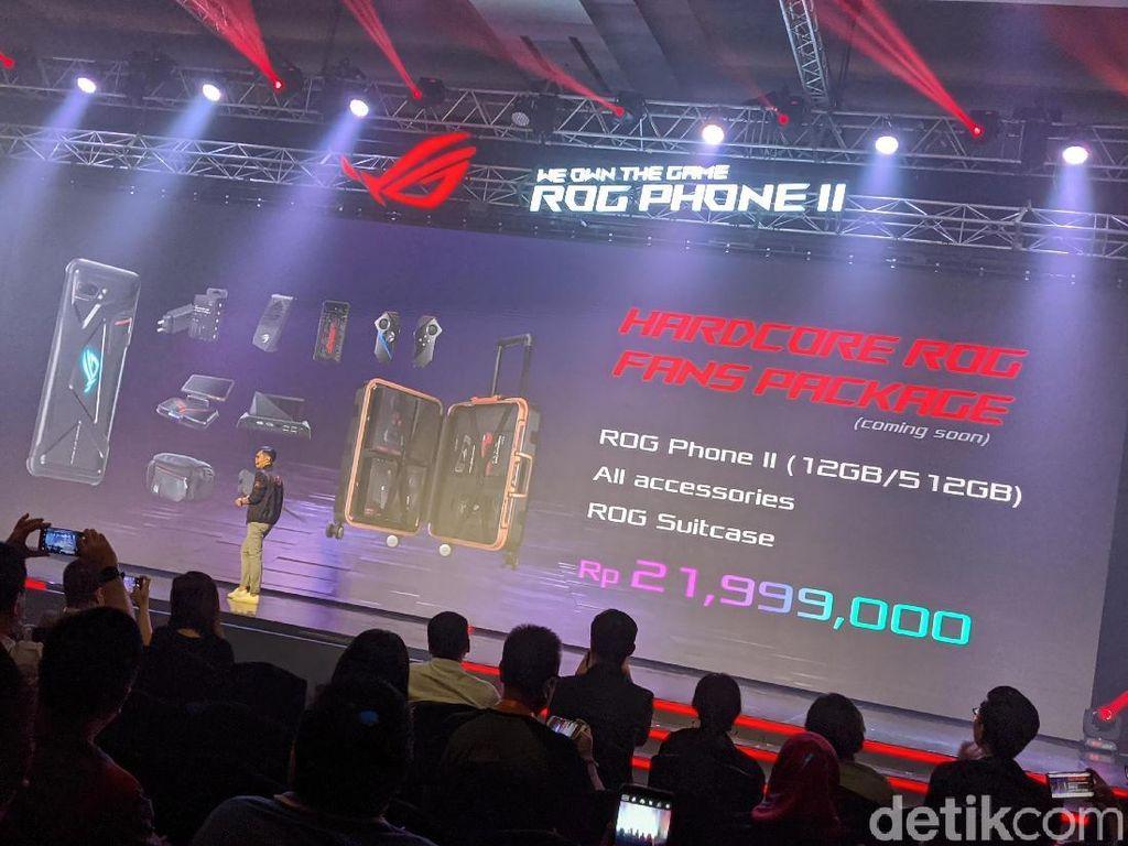 Dijual dengan Berbagai Penawaran Bundel, Berapa Harga ROG Phone 2?