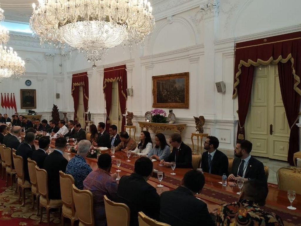 Pengusaha AS Dukung 5 Program Prioritas Jokowi
