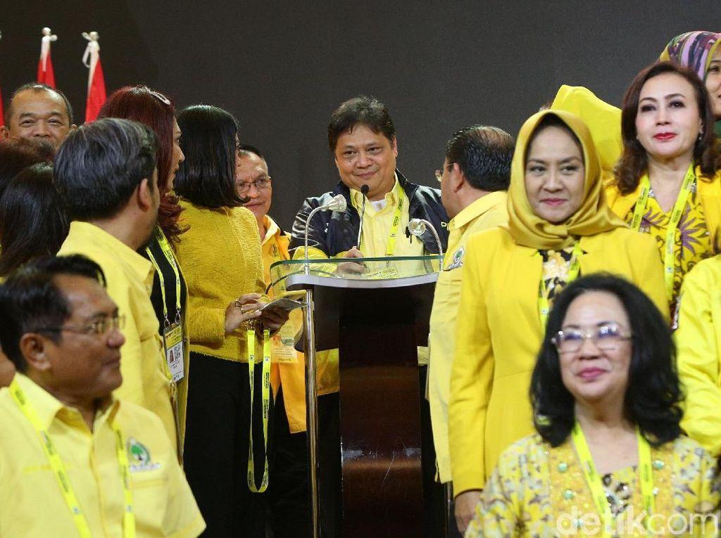 Airlangga Terpilih Aklamasi, Golkar: Kami Musyawarah, Ciri Khas Demokrasi RI
