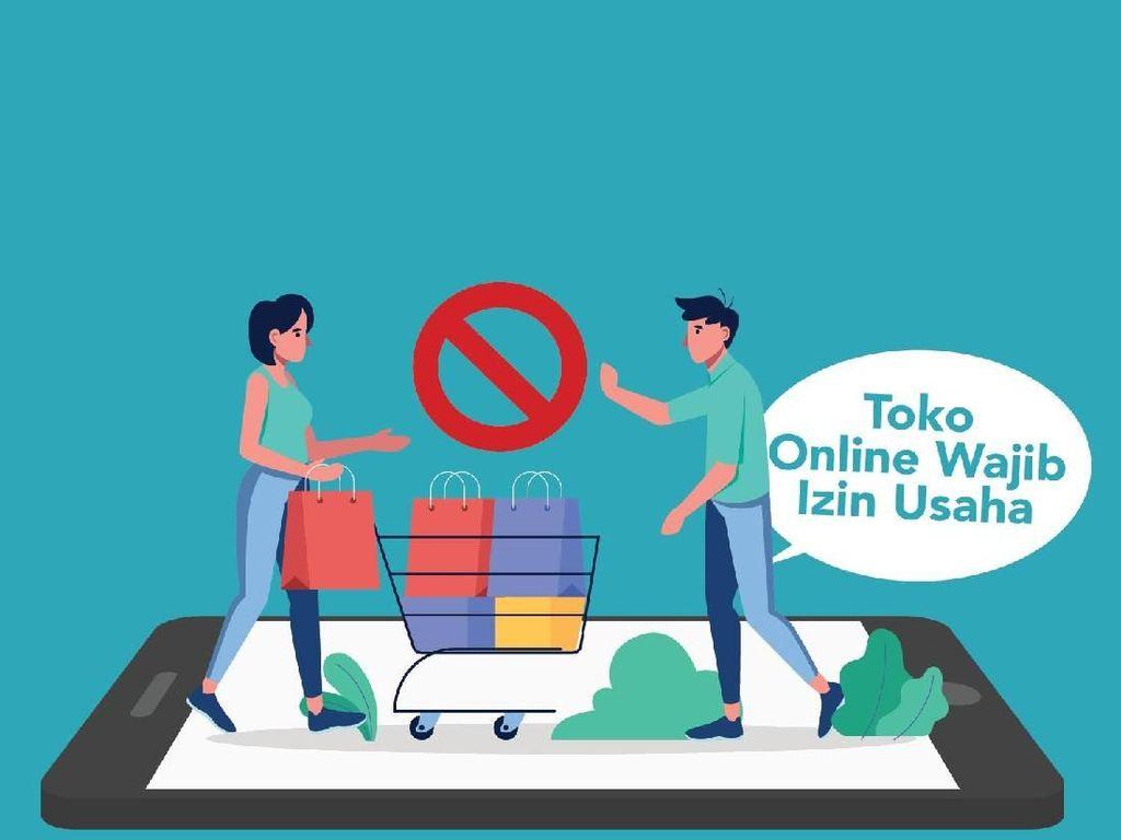 Kok Aturan Teknis Izin Usaha Toko Online Belum Terbit Juga?