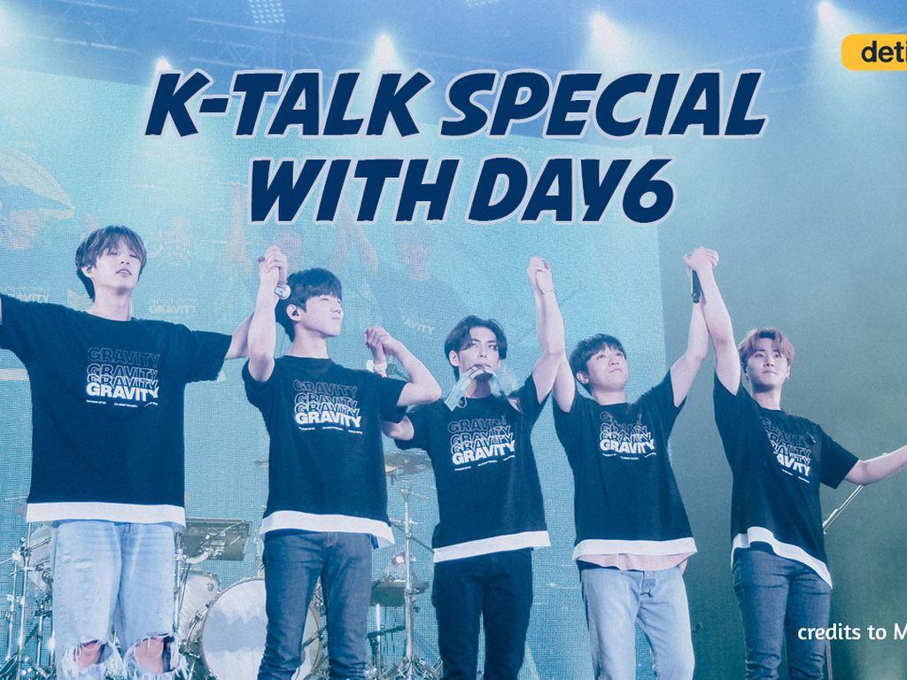 K-Talk Ep 16: Bersenang-senang Bareng DAY6