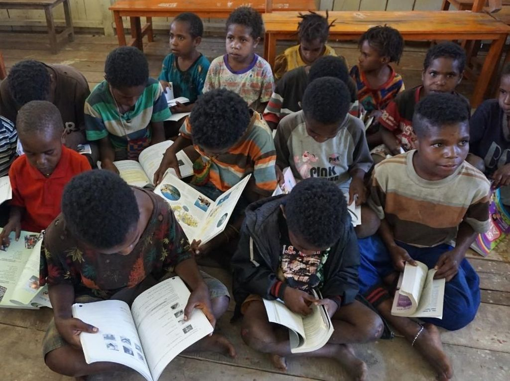 Dana Otsus Rp 126 T Belum Bikin Papua Sejahtera, Kenapa?