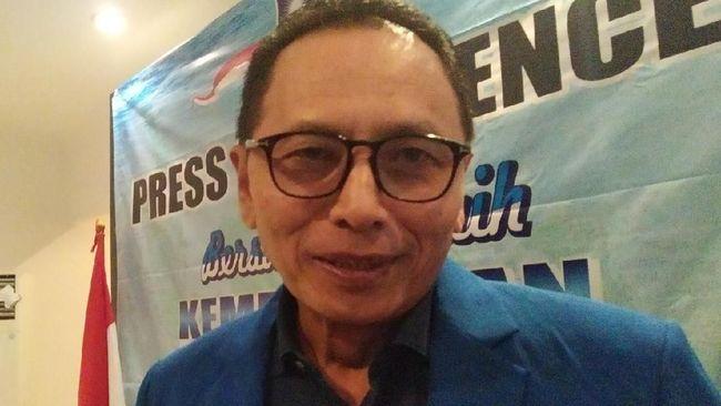 PAN Disebut Dukung Jokowi, Pro-Zulhas: Itu Aspirasi