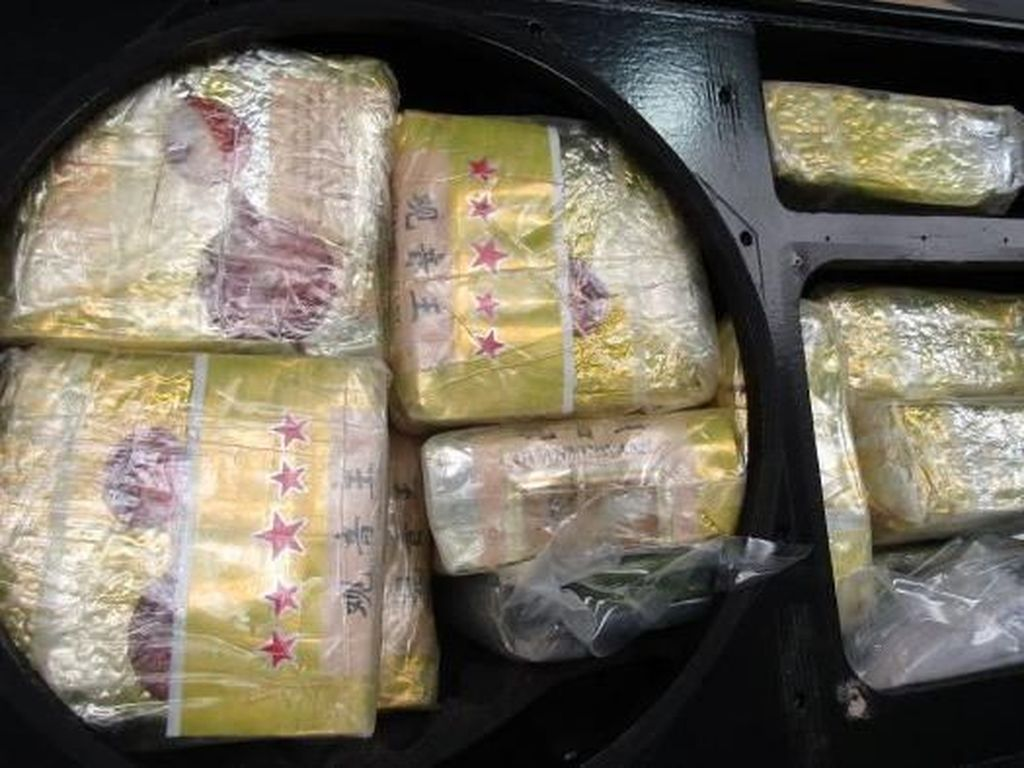 2 Petugas Pabean Australia Ditangkap Fasilitasi Penyelundupan Narkoba 1,6 Ton