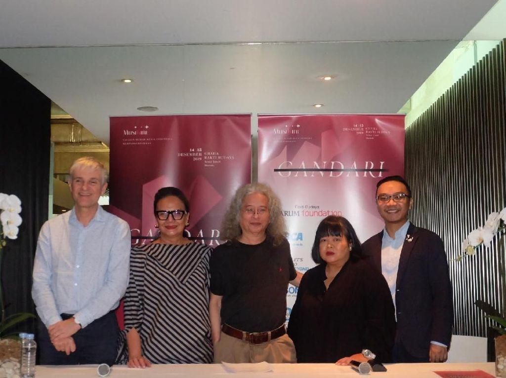 Suguhan Terbaru dari Pertunjukan Opera Gandari