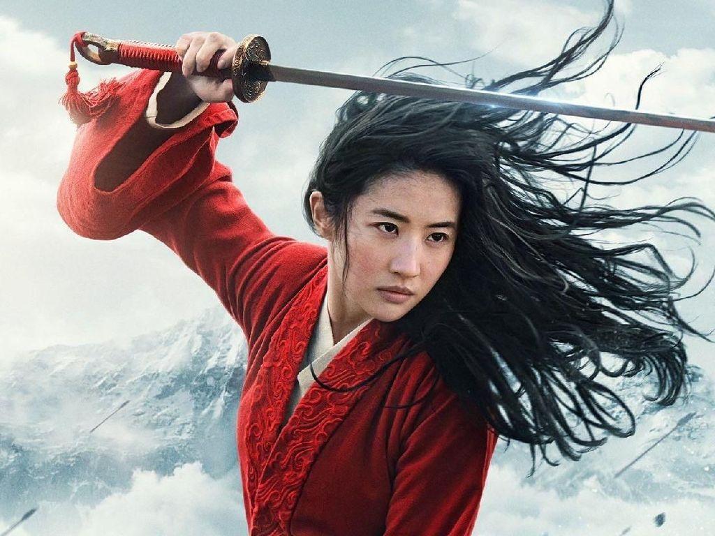 Melihat Aksi Heroik Mulan di Trailer Final