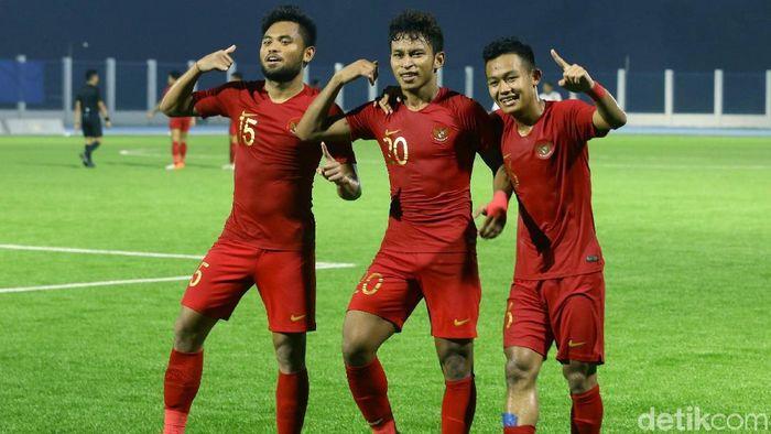 Indonesia Libas Myanmar