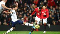 MU Vs Tottenham: Rashford Dua Gol, Setan Merah Menang 2-1