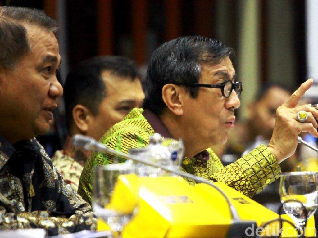 Menkum HAM: Pemerintah Sepakat RUU Pemilu Ditarik dari Prolegnas 2021
