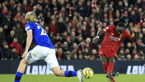 Parade Gol di Derby Merseyside, Liverpool Vs Everton Tuntas 5-2