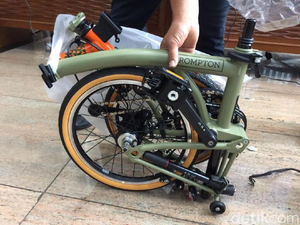 Disebut Dalam Kasus Garuda, Berapa Sih Harga Sepeda Brompton?