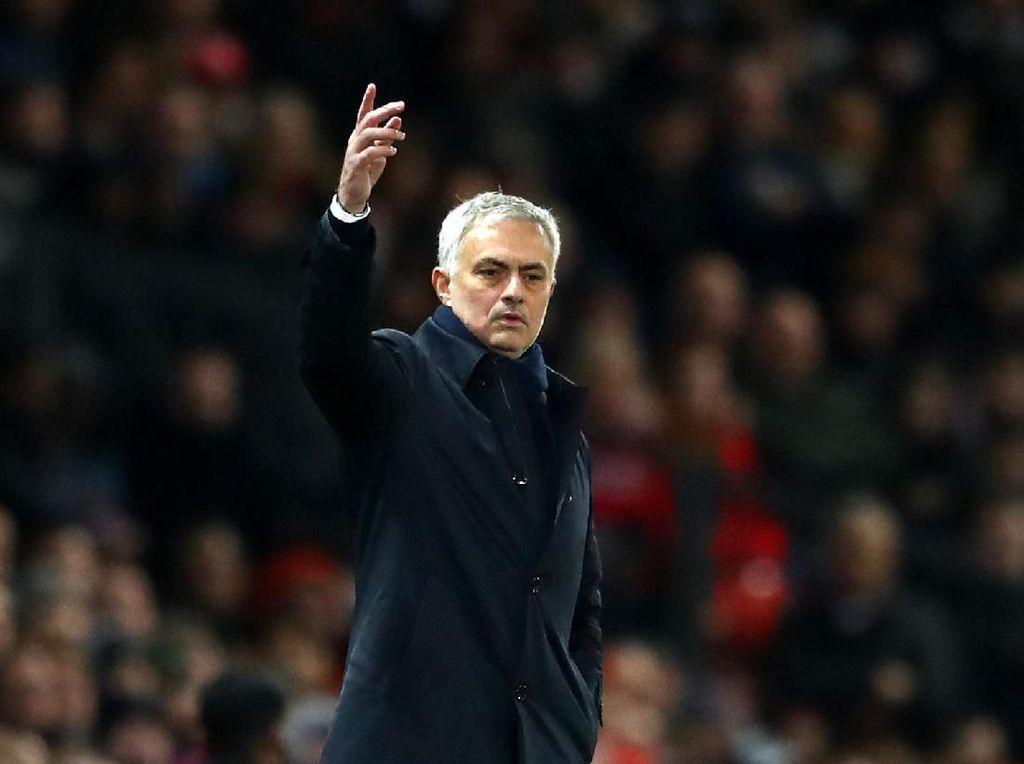Mourinho: MU Pantas Menang