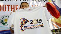 Berburu Aneka Pernak-pernik SEA Games 2019