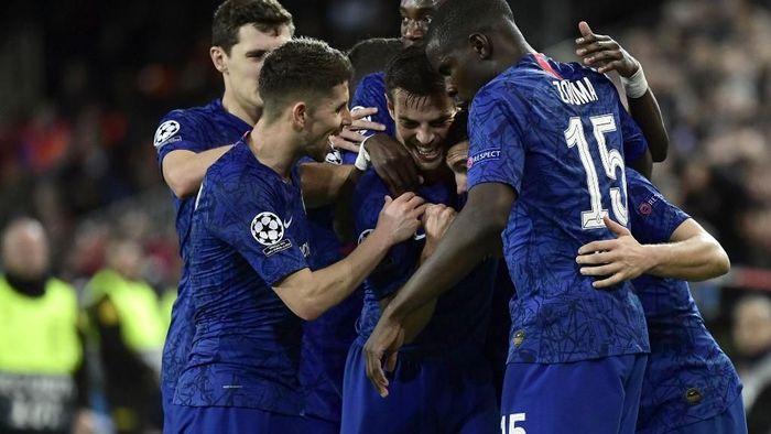 Chelsea menghadapi Bayern Munich di 16 besar Liga Champions. (Foto: JAVIER SORIANO / AFP)