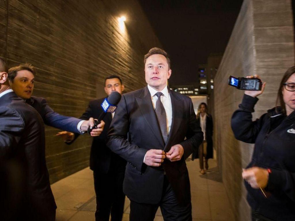 Elon Musk Boleh Salip Bill Gates Jadi Orang Terkaya Ke-2 Dunia, Tapi...