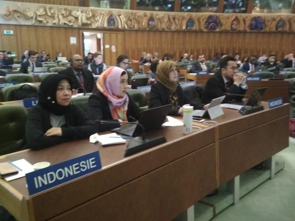 Kemenkum HAM Ikuti Sidang Isu Paten Ke-29 di Jenewa