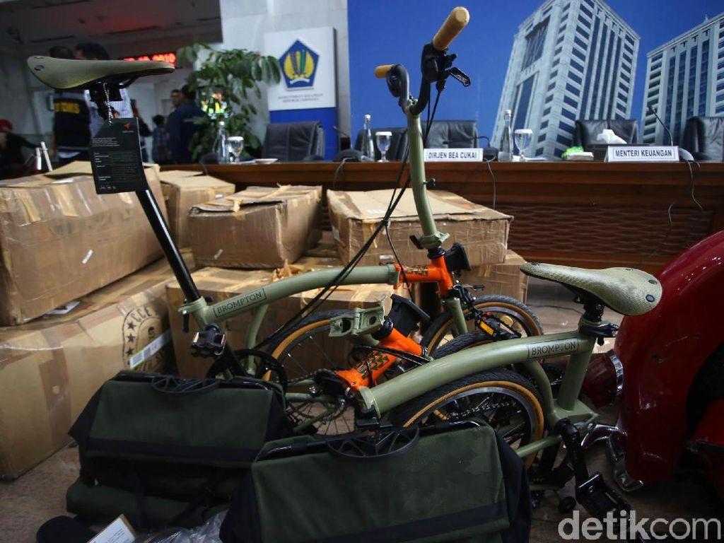 Disorot di Kasus Garuda, Sepeda Brompton Ngehits Meski Harganya Selangit