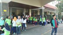 105 Karyawan Pabrik Diduga Keracunan Usai Makan Sajian Katering di Sleman