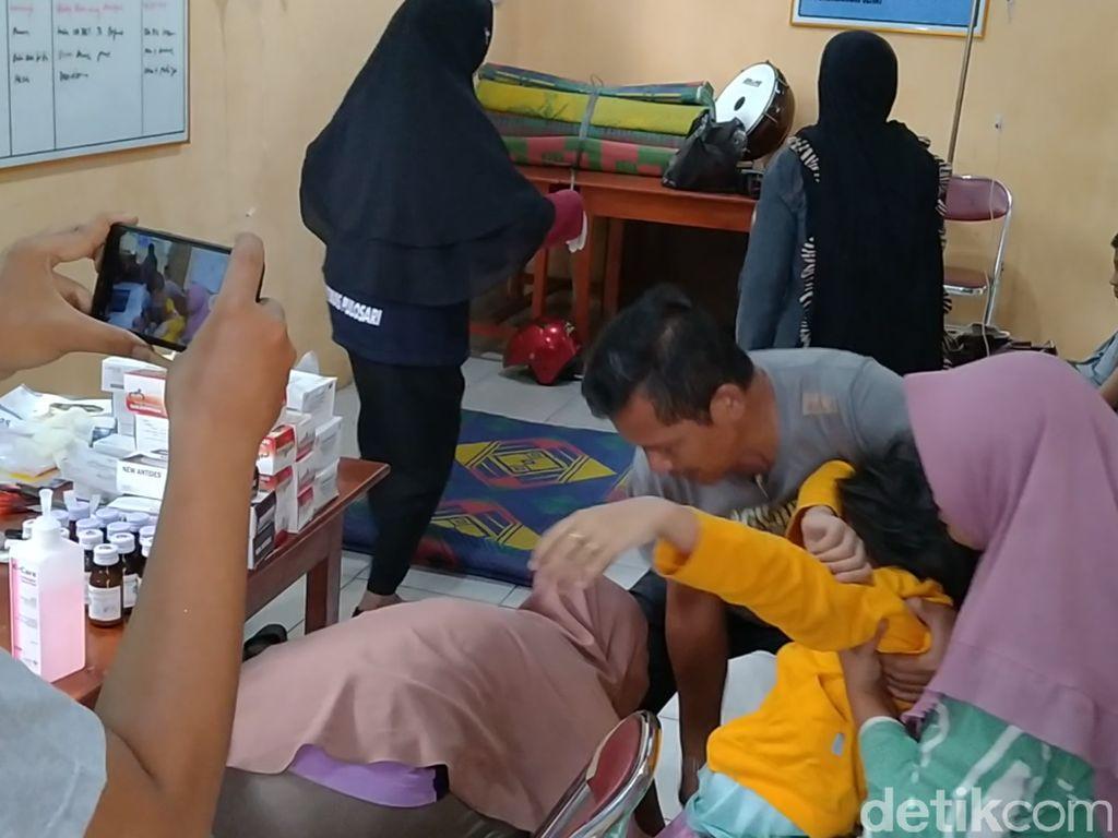 KLB Keracunan Makanan di Pemalang, Jumlah Korban Bertambah Jadi 195