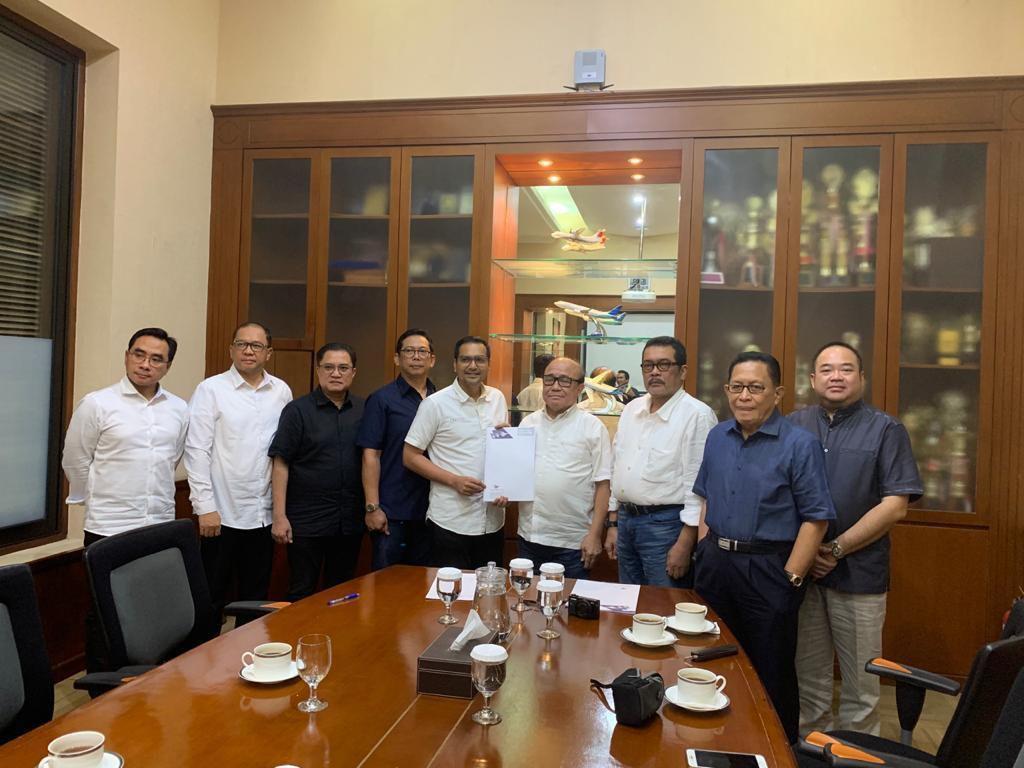 Fuad Rizal Gantikan Ari Askhara Pimpin Garuda