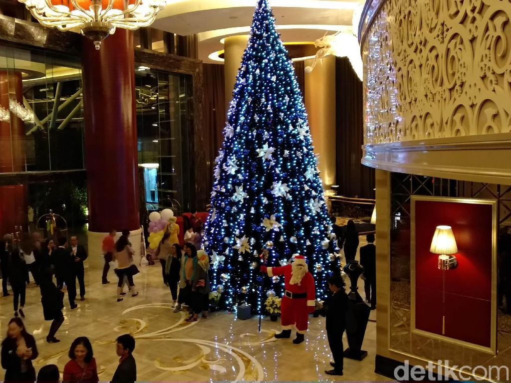 Natal & Tahun Baru, The Trans Luxury Hotel Siapkan Banyak Event
