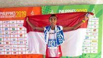 Agus Prayogo Sumbang Emas Pertama Indonesia Hari Ini