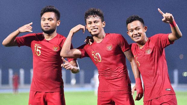 Tim Terbaik SEA Games 2019, Timnas U-22 Sumbang 3 Pemain