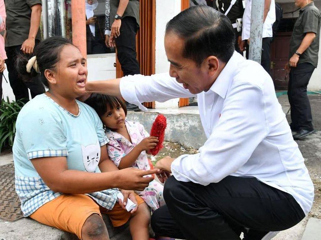 Menentang Periode Ketiga untuk Jokowi