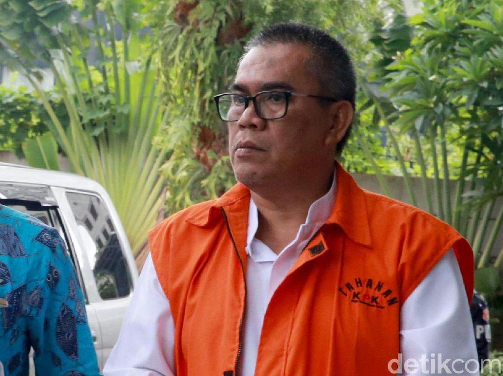 KPK Eksekusi Eks Bupati Muara Enim Terpidana Kasus Suap ke Rutan Palembang