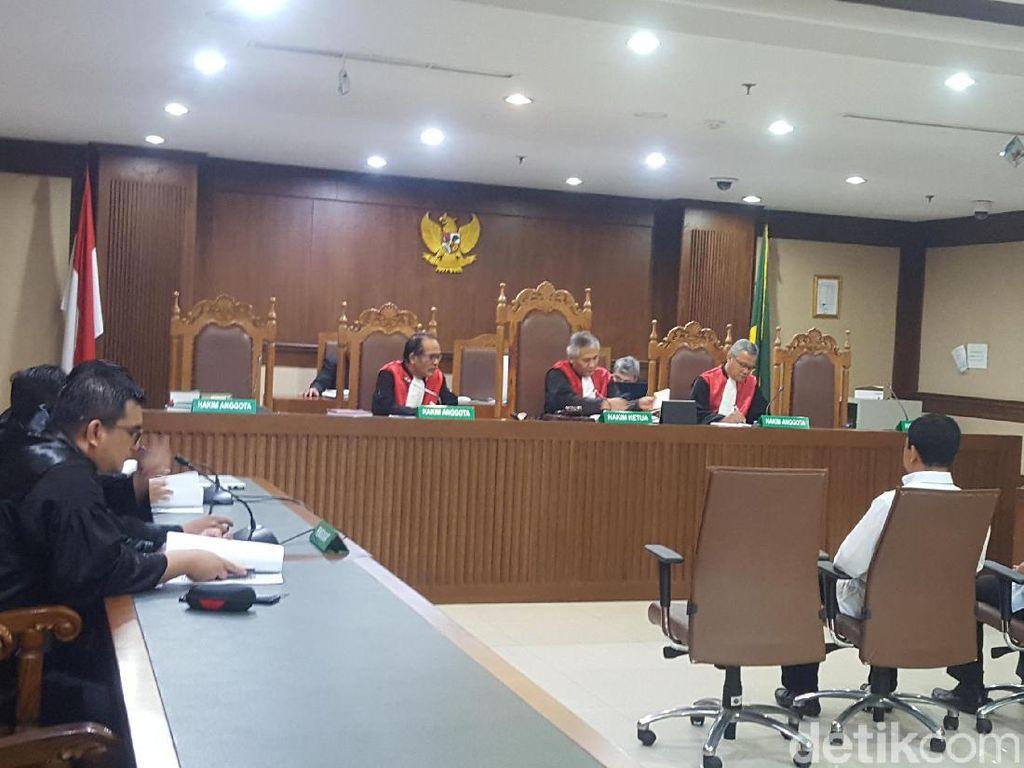 2 Anak Buah Gubernur Kepri Didakwa Jadi Perantara Suap Izin Reklamasi