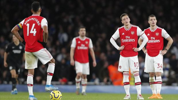 Arteta Hadapi Tantangan Berat Awal Tahun Bersama Arsenal