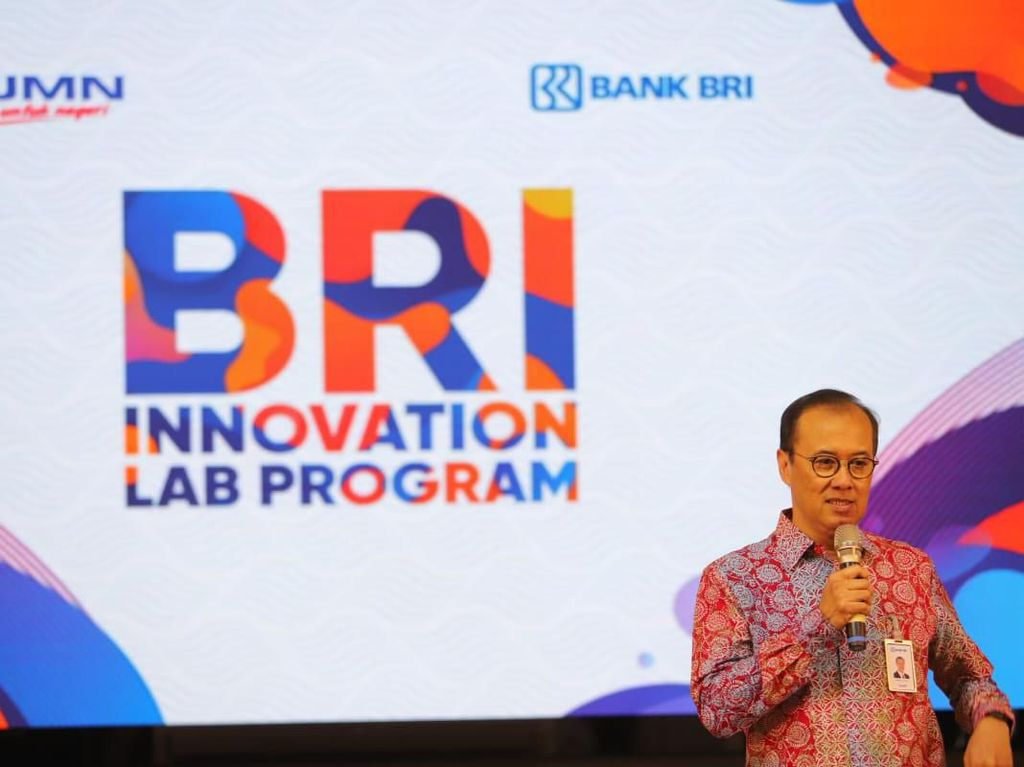 BRI Berburu Startup Lewat Innovation Lab Program