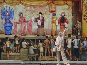 Serunya Berburu Mural Cantik Singapura yang Buat Instagram Makin Keren