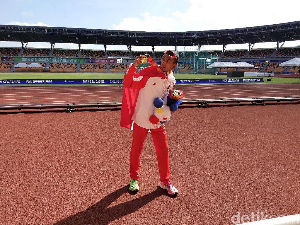 Kans Indonesia Meraih Medali Emas di Berbagai Cabor SEA Games Hari Ini