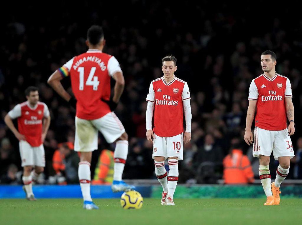 Pemain Arsenal Memang Malas