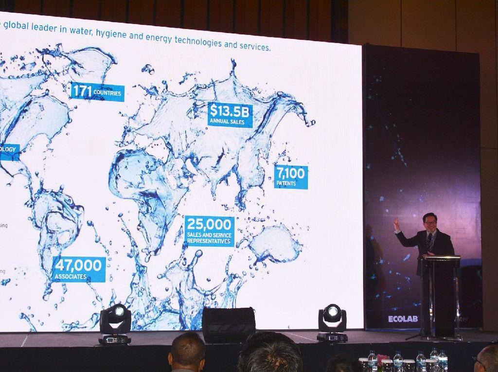 Teknologi dan Inovasi Industri Hulu Kurangi Penggunaan Air