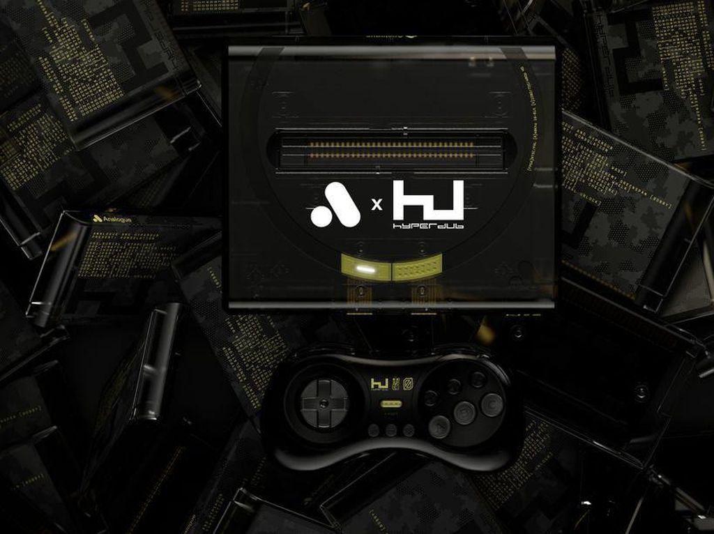 Keren! Label Ini Rilis Album dengan Format Kaset Video Game