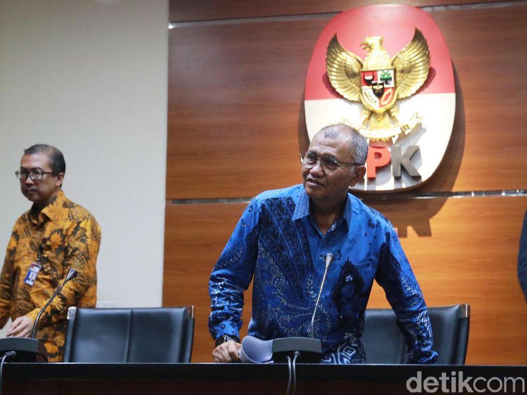 Harapan Ketua KPK Agus Rahardjo di Akhir Masa Jabatannya