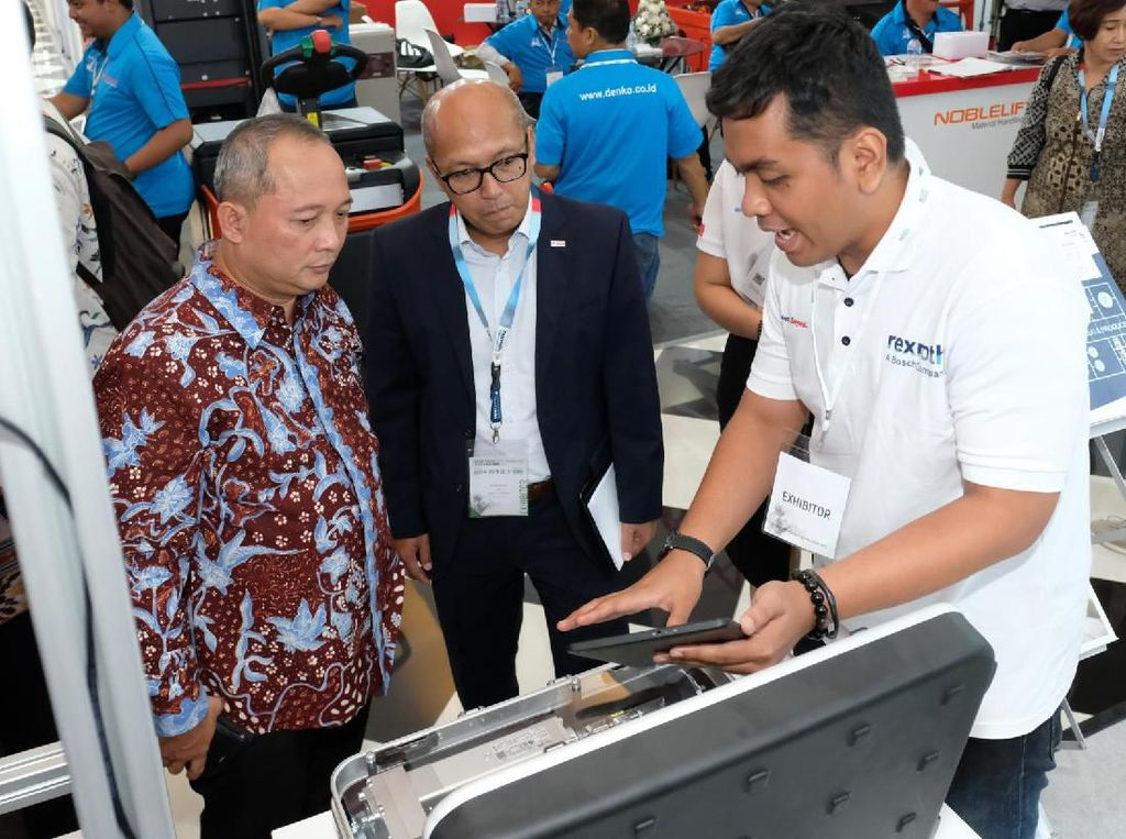 Intip Teknologi Smart Function di Manufacturing Indonesia 2019