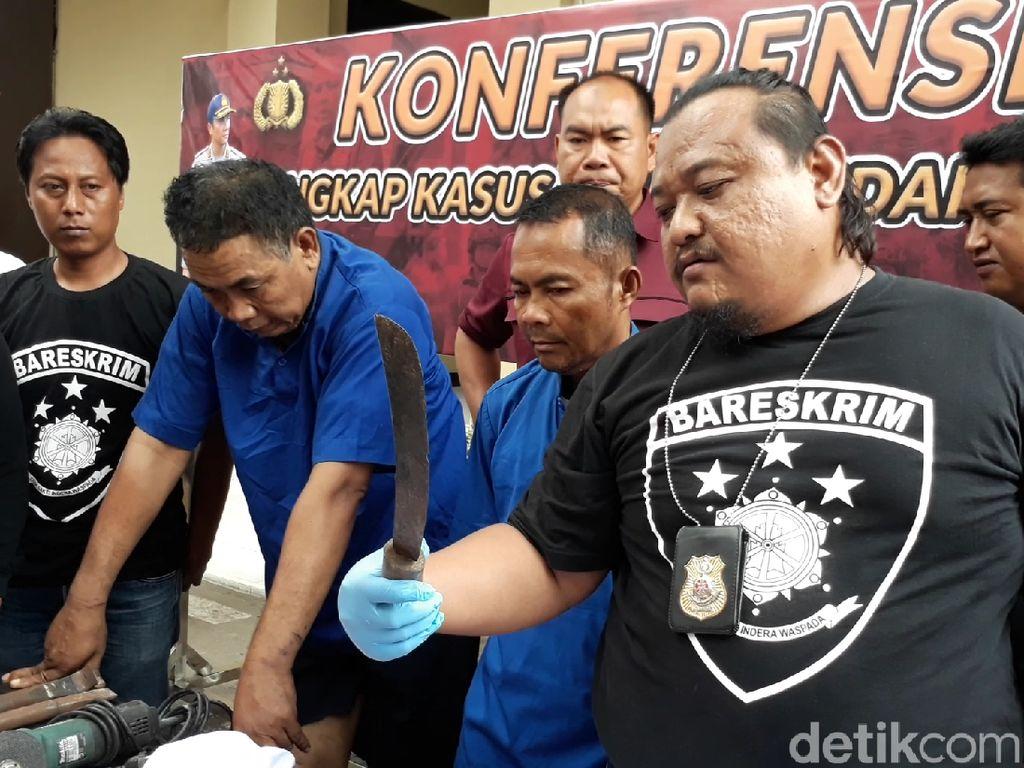 Dor! Polisi Tembak Mati Perampok Bank Bersenjata di Brebes