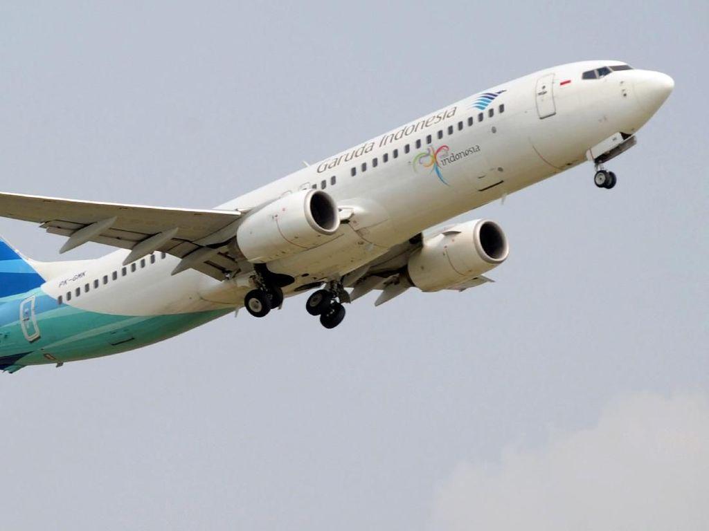 Lion Air Angkut Pebisnis Mulai 3 Mei, Garuda Kapan?
