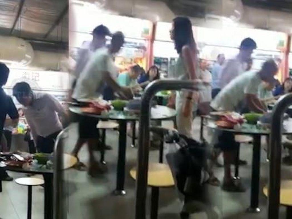 Adu Jotos Hingga Tewas, 5 Kejadian Ngeri karena Rebutan Meja Makan di Restoran