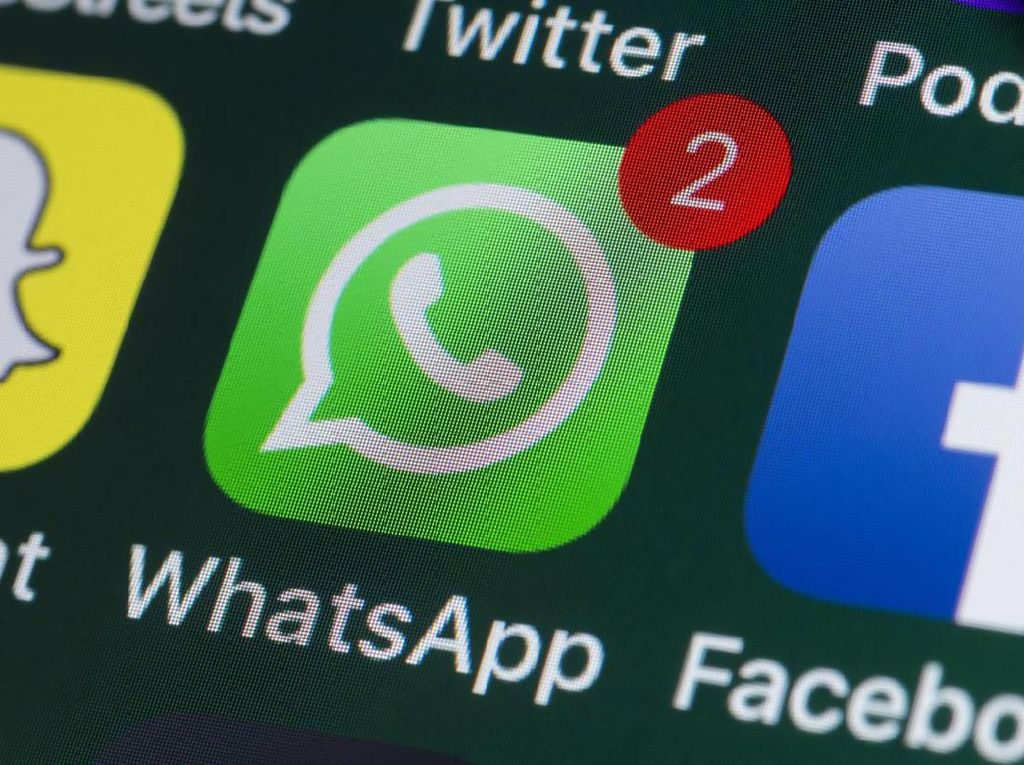 Mode Gelap WhatsApp Mulai Tersedia untuk Pengguna Beta