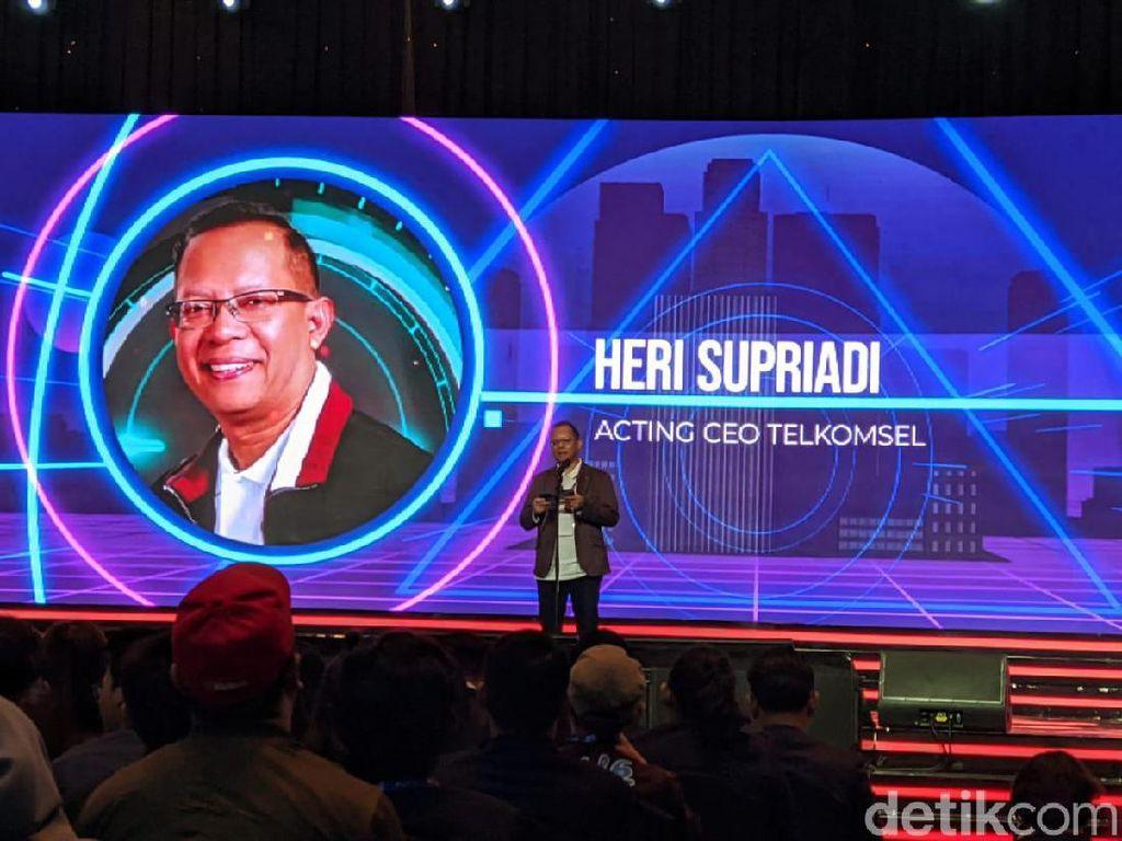 Masuk Tahun Kelima, Energi Telkomsel NextDev Makin Besar