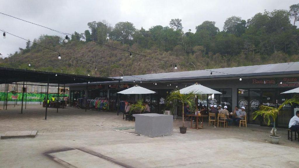 Penampakan Rest Area Tol dengan Fasilitas Paling Lengkap di RI